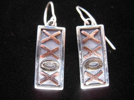 Hugs and Kisses Earrings