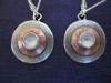 celtic mound earrings