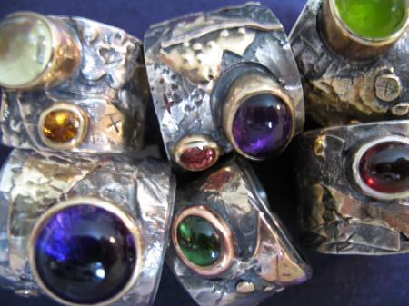 tapestry rings