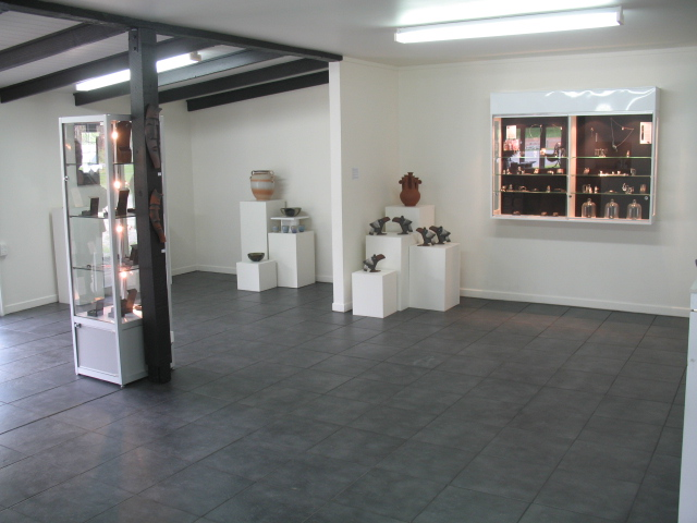 Rose Cottage Gallery interior